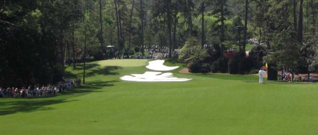 Augusta National Golf Club, hole 10, Camellia